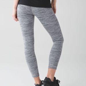 05ff3e2fb lululemon athletica Pants - NWT Lululemon High Times Pant 6 Space Dye Grey